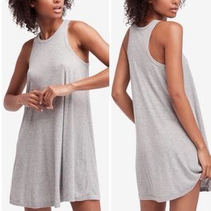 Free people beach ribbed dress